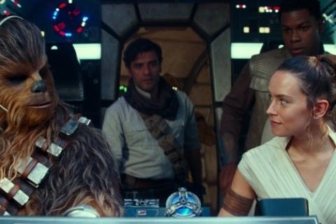 'A ascensão Skywalker' encerra a saga Star Wars
