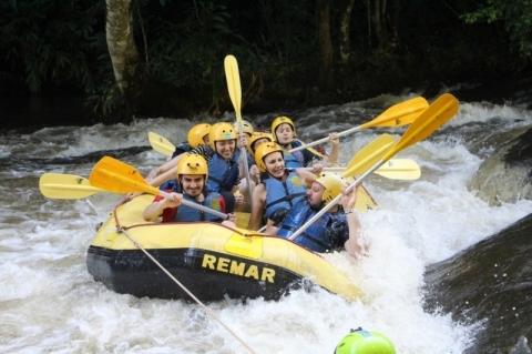 Busca por turismo de aventura duplica no verão