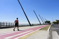 Sol e temperatura elevada dominam a semana no Rio Grande do Sul