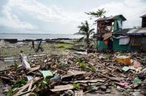Tufão que atingiu Filipinas deixa ao menos 16 mortos