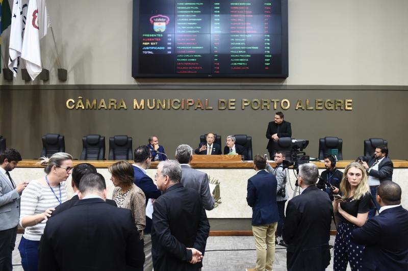 PV e PSTU buscam representação na Câmara de Porto Alegre