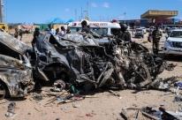 Explosão deixa ao menos 76 mortos na Somália