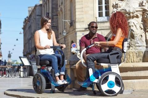 Grupo Renault investe em startup de micromobilidade
