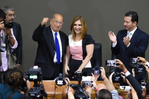 Reginaldo Pujol assume comando da Câmara de Porto Alegre