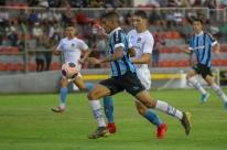 Grêmio supera o Real-DF em sua estreia na Copa São Paulo