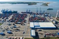 Tecon Rio Grande registra novo recorde de produtividade