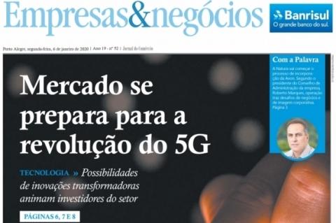 Possibilidades de inovaçãodo 5G empolgam o mercado