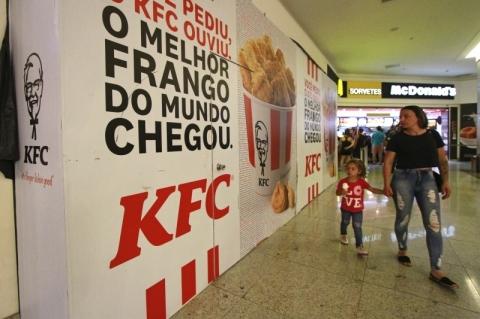 KFC abre esta semana em Porto Alegre 2ª unidade no Rio Grande do Sul