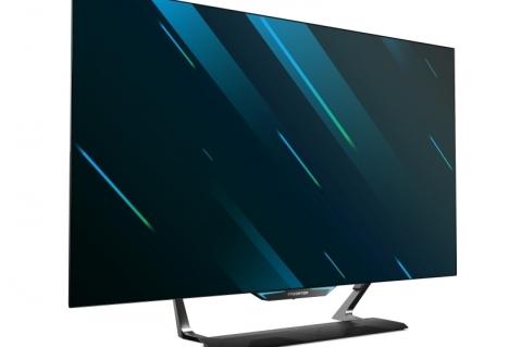 Acer apresenta monitor Predator com exibição expansiva