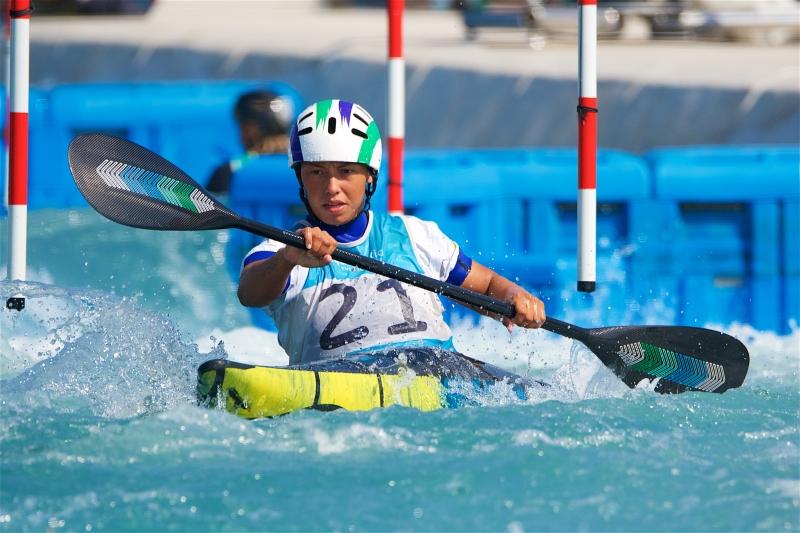 Aos 23 anos, Ana Sátila, irá para a terceira disputa olímpica