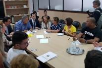 Reunião entre governo e Cpers termina sem avanço