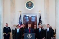 Trump afirma que vai impor novas sanções aoIrã