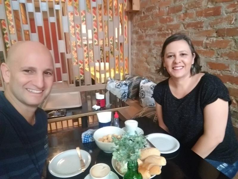 Igal Vischnevetzki e Daniela Arenzon diversificaram produtos