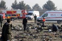 Canadá, Reino Unido e agentes dos EUA dizem que Irã derrubou avião por acidente