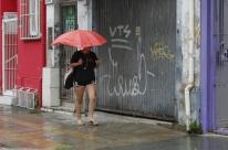 Rio Grande do Sul pode ter chuva forte e rajadas de até 70 km/h nesta terça-feira