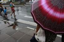 Chuva retorna e semana começa com instabilidade no Rio Grande do Sul