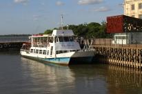 Catamarã retoma funcionamento aos sábados e disponibiliza mais horários na semana