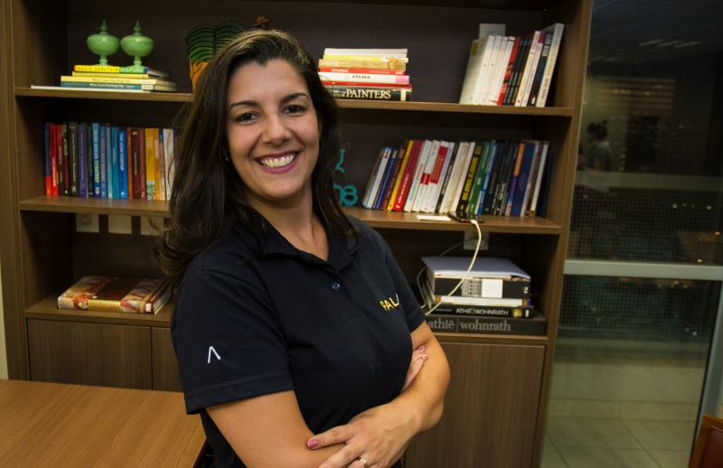 Marília Cardoso, sócia-fundadora da PALAS