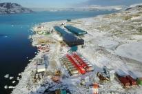Base brasileira na Antártica é reinaugurada