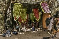 Xadalu mostra no MAC-RS trabalho de imersão em aldeias Guaranis