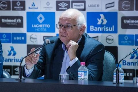 Bolzan sugere declarar Caxias campeão do Gauchão