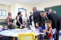 Inauguradas, escolas infantis devem atender 296 crianças
