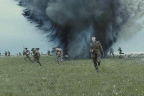 Favorito ao Oscar de melhor filme, longa épico '1917' estreia nesta quinta-feira