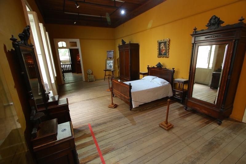 Acervo do Museu Julio de Castilhos, localizado na rua Duque de Caxias, foi tombado pelo Iphan ainda em 1937