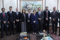 Diplomacia do Brasil investe em formação de adidos agrícolas