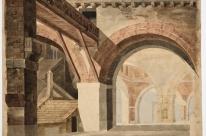Exposição em homenagem ao Barão de Santo Ângelo é inaugurada na Pinacoteca Aldo Locatelli
