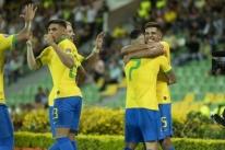 Futebol masculino do Brasil estreia com vitória no Pré-olímpico