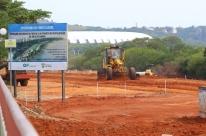 Obras no trecho 3 da orla do Guaíba estão avançadas