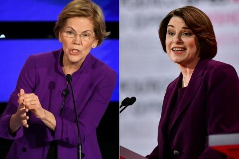 New York Times declara apoio a Warren e Klobuchar nas primárias democratas