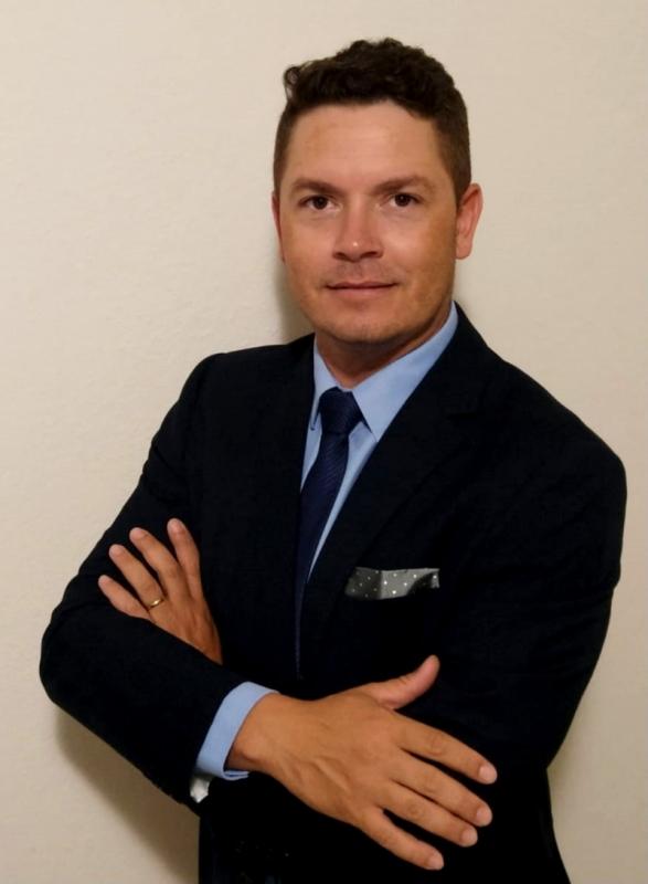 Kelvis Tadim, coordenador de Novos Negócios do FI Group