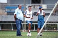 Renato Portaluppi: 'Está tudo 100%' no Grêmio e 'estamos com saudades da Arena'