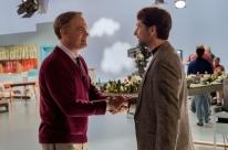 Longa com Tom Hanks mostra o poder do diálogo