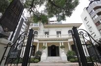 Palacete é preservado em área onde está sendo construído prédio em Porto Alegre