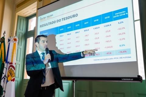 Porto Alegre tem superávit de R$ 573 milhões em 2019