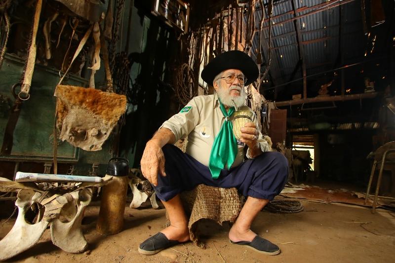 Cantor e compositor tinha 88 anos e faleceu em sua chácara em Cachoeirinha