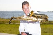Saxofone a serviço do jazz tem apresentação no Café Fon Fon