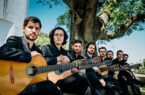 Oito violões em concerto na Ecarta neste sábado