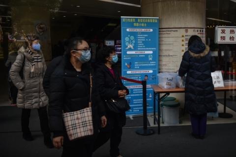 Coronavírus provoca 9 mortes e 440 infecções