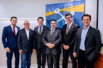 Rafael Krug assume como presidente do Seprorgs