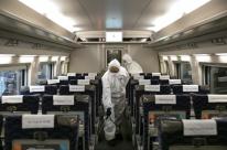 Coronavírus contabiliza 26 mortes e 830 pessoas infectadas