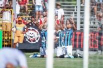 Grêmio se recupera e vence o Brasil, em Pelotas