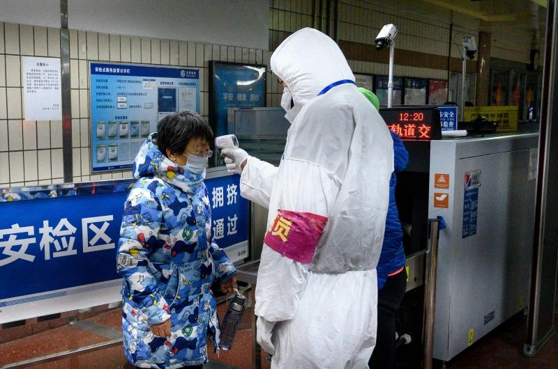 Governo chinês adotou medidas para tentar controlar o avanço do coronavírus
