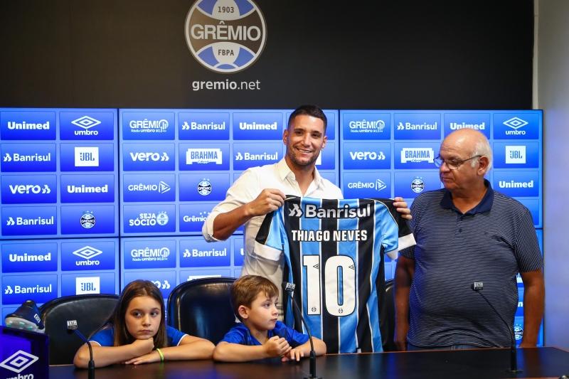 Meia aposta em recuperação após um 2019 turbulento no Cruzeiro