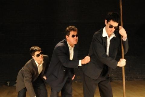'Exercício sobre a cegueira' é atração no Teatro do Sesc