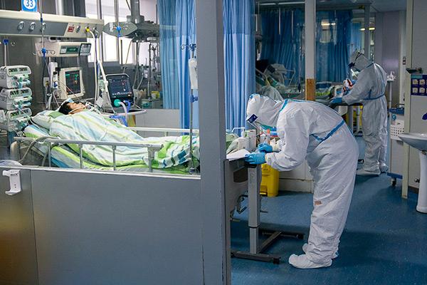 São 348 pacientes recuperados; 215 estão na província de Hubei (foto), onde tem mais mortos