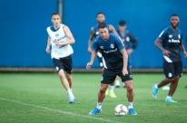 Grêmio deve ter estreias contra o Esportivo na Arena